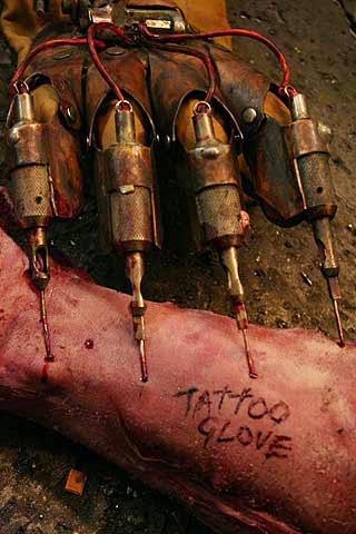 Robert Englund Tattoo Archive 039