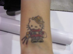 Robert Englund Tattoo Archive 005