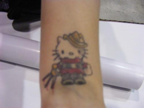 Robert Englund Tattoo Archive 005