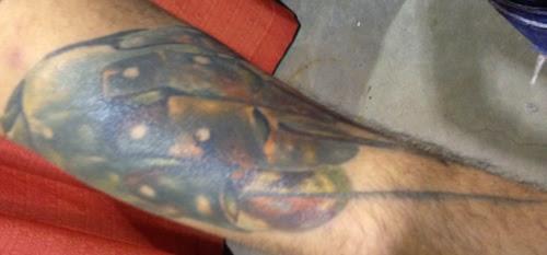 Robert Englund Tattoo Archive 022
