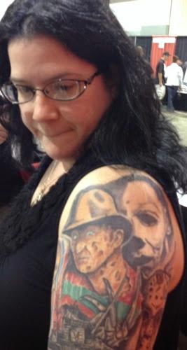 Robert Englund Tattoo Archive 024