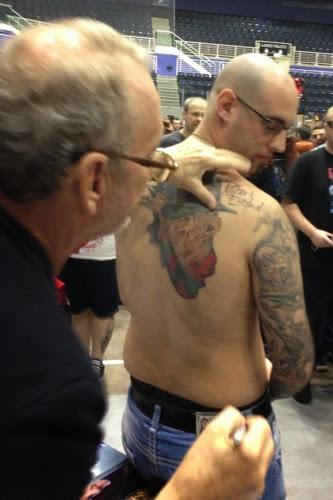 Robert Englund Tattoo Archive 030
