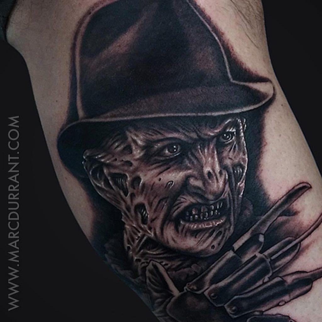 Robert Englund Tattoo Archive 058