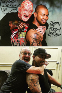 Robert Englund Tattoo Archive 073