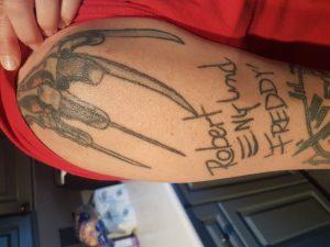 Robert Englund Tattoo Archive 083