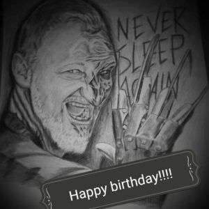 Robert Englund Tattoo Archive 084