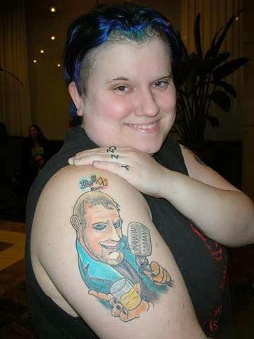 Robert Englund Tattoo Archive 113