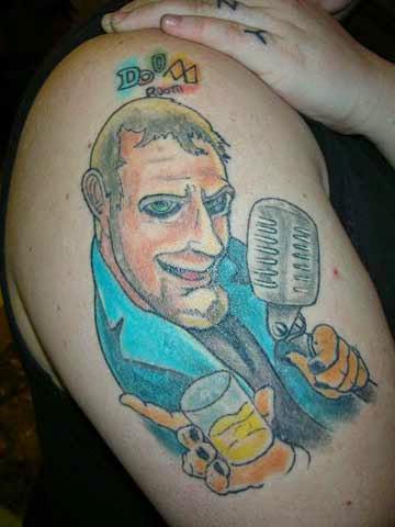 Robert Englund Tattoo Archive 115