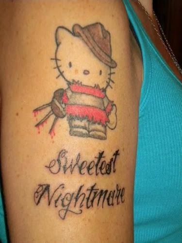 Robert Englund Tattoo Archive 116