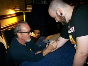 Robert Englund Tattoo Archive 124