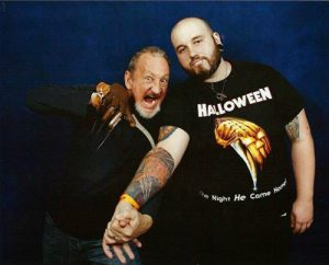 Robert Englund Tattoo Archive 126