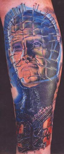 Robert Englund Tattoo Archive 165