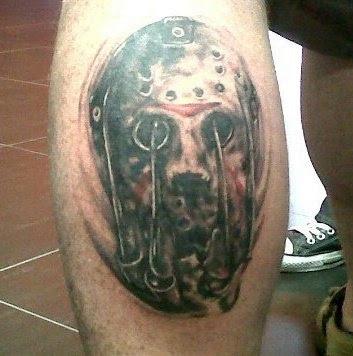 Robert Englund Tattoo Archive 166