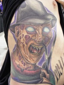 Robert Englund Tattoo Archive 211