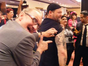 Robert Englund Tattoo Archive 218