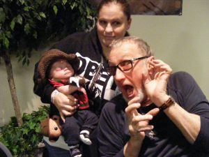 Robert Englund Tattoo Archive 243