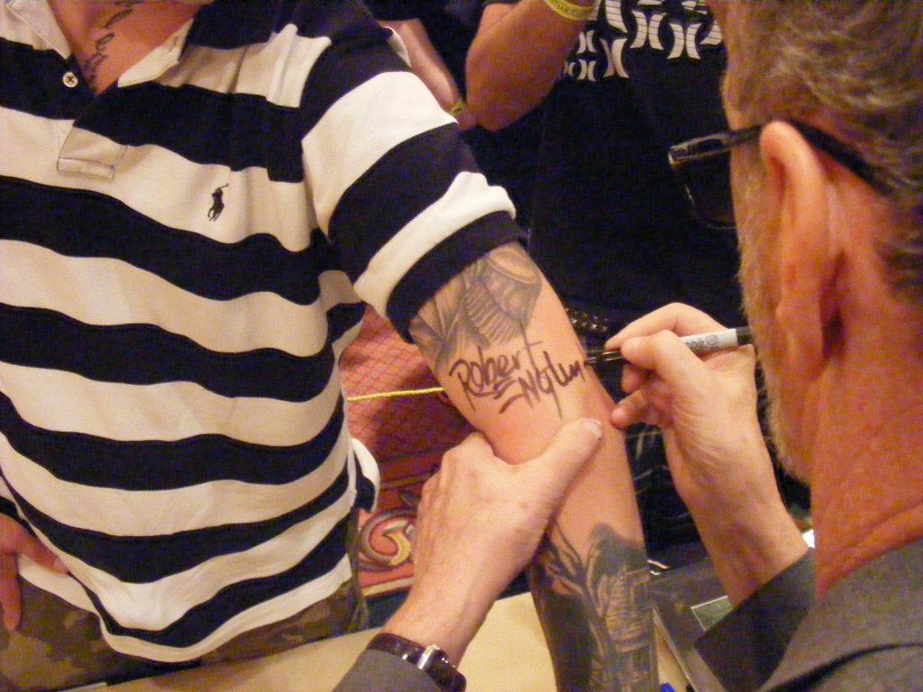 Robert Englund Tattoo Archive 275