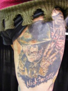 Robert Englund Tattoo Archive 280
