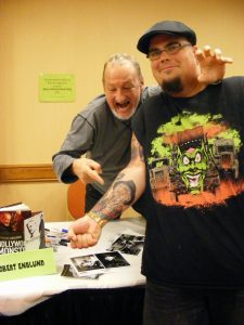 Robert Englund Tattoo Archive 283