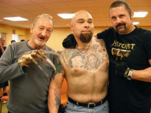 Robert Englund Tattoo Archive 302
