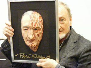 Robert Englund Tattoo Archive 343