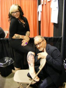Robert Englund Tattoo Archive 373