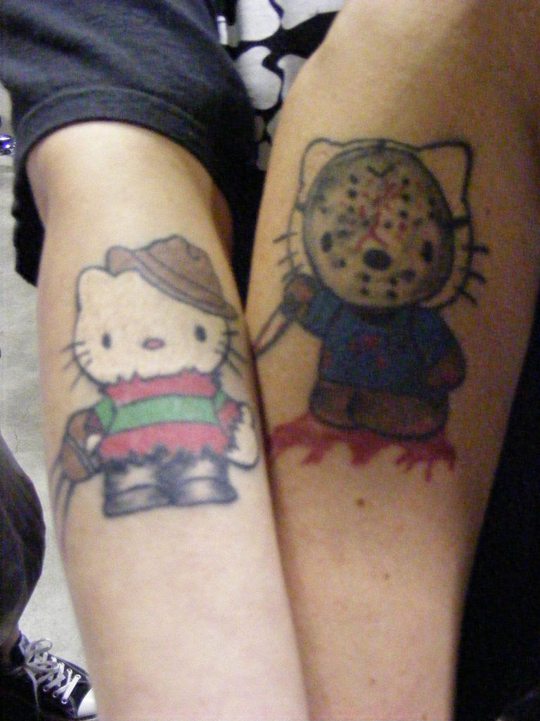 Robert Englund Tattoo Archive 376