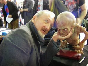 Robert Englund Tattoo Archive 390