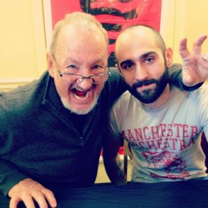 Robert Englund Tattoo Archive 416