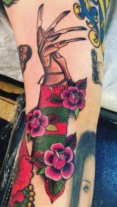 Robert Englund Tattoo Archive 430