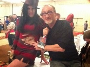 Robert Englund Tattoo Archive 444