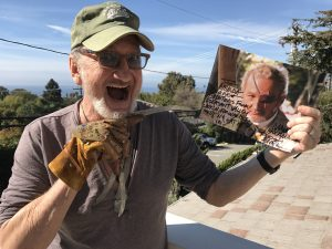 Robert Englund Tattoo Archive 451