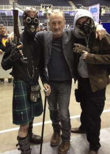 Robert Englund Tattoo Archive 470