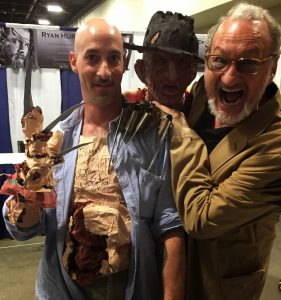 Robert Englund Tattoo Archive 490