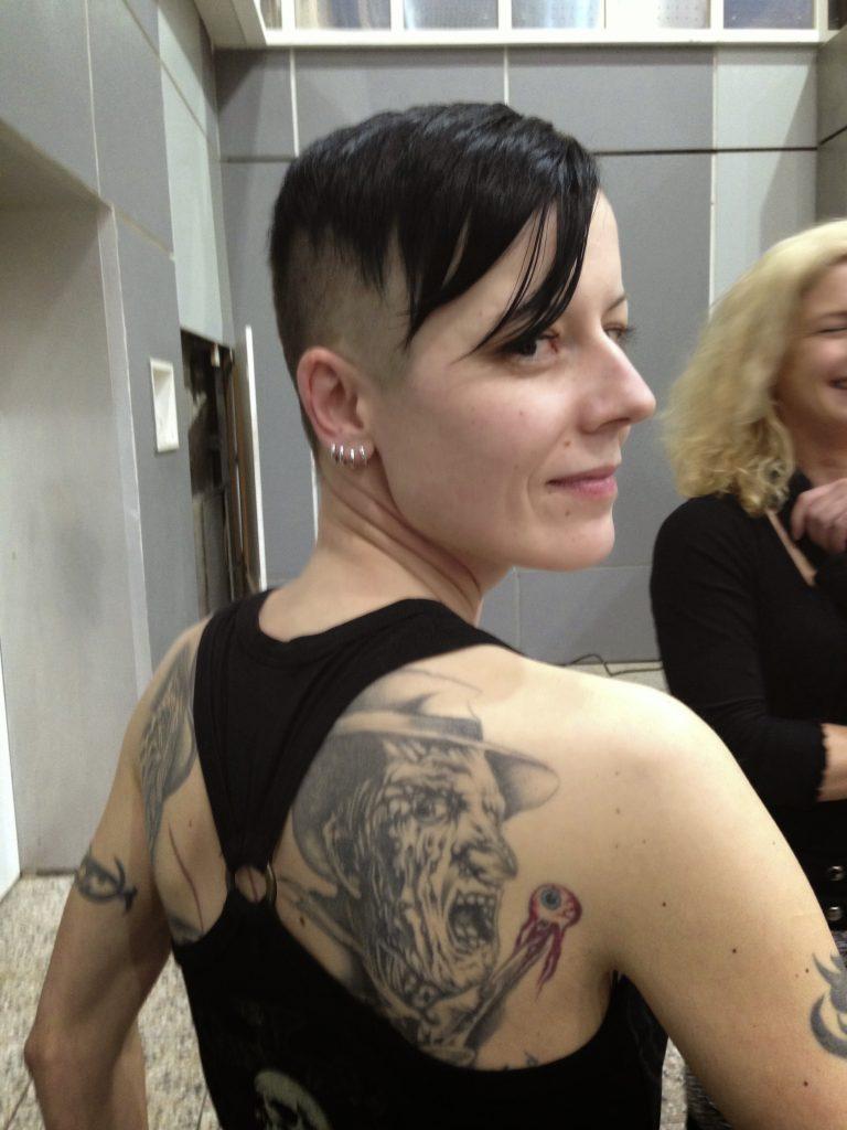 Robert Englund Tattoo Archive 506