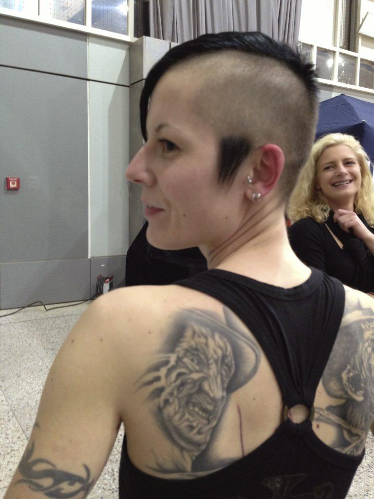 Robert Englund Tattoo Archive 507