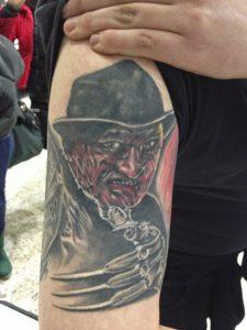 Robert Englund Tattoo Archive 516