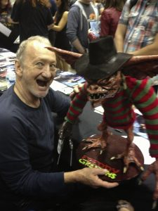 Robert Englund Tattoo Archive 527