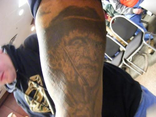 Robert Englund Tattoo Archive 096