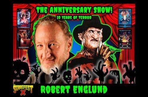 Robert Englund Scarefest