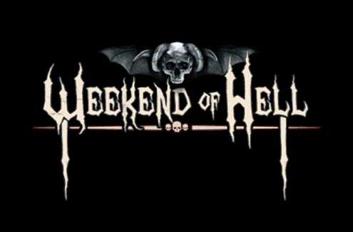 Weekend of Hell (Oberhausen, Germany)