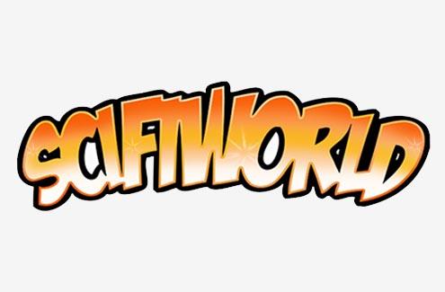 SciFi World Logo