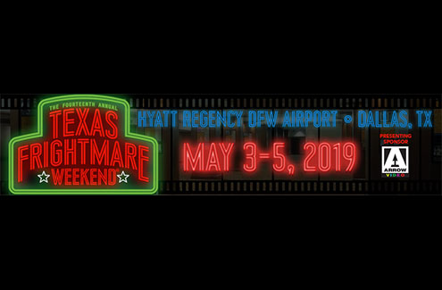 Texas Frightmare Weekend Logo