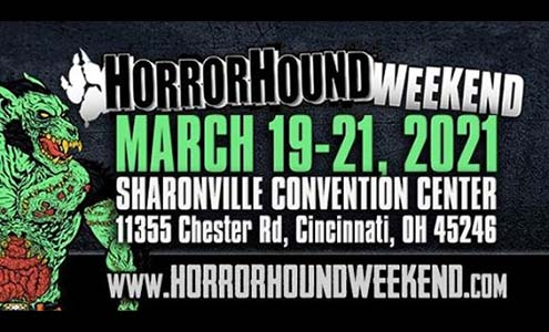 Horror Hound Weekend